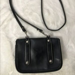ESPIRIT Black Crossbody Bag